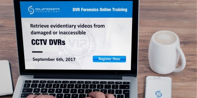 DVR Forensics Training