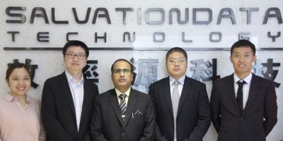 Embassy of Pakistan Visit SalvationDATA R&D Center