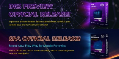 Computer & Mobile Forensics New Products Release