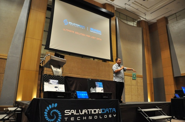SalvationDATA Product Day Malaysia
