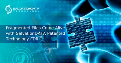 SalvationDATA Fragmented file recovery