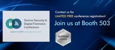 SalvationDATA Techno Security & Digital Forensics Conference 2017