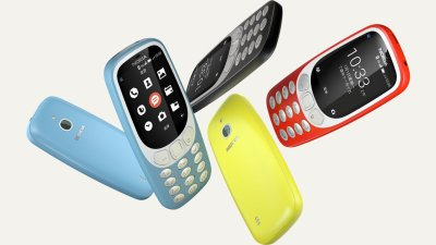 Feature Phone Forensics