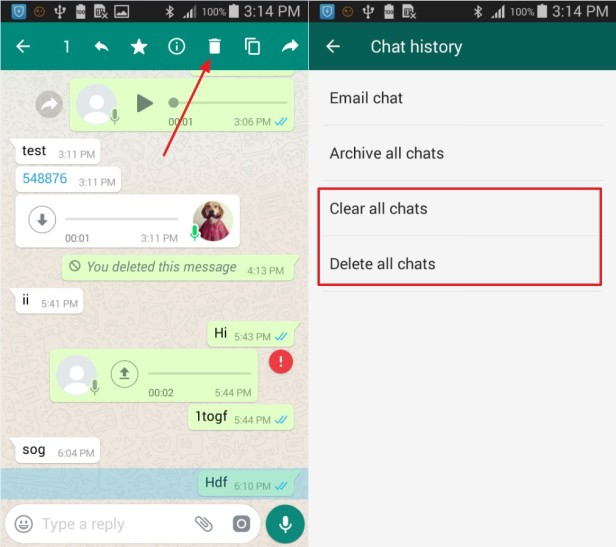 WhatsApp Forensics: Decryption of Encrypted Databases and
