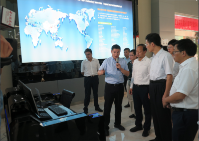 Central Research Institute of Mechanical Science visited SalvationDATA!