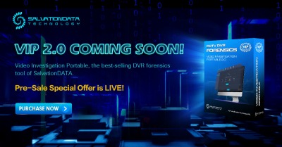 SalvationDATA VIP2.0 Coming Soon Pre-sale