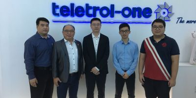 e are proud to announce a new business partnership with Teletrol-One Co.Ltd