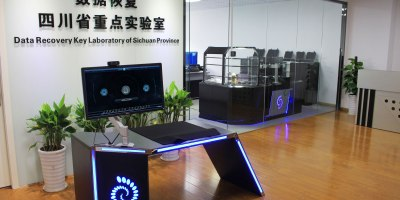 Five-star for SalvationDATA Recovery Key Laboratory of Sichuan Province