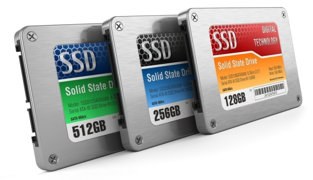 SSD drives, State solid drives